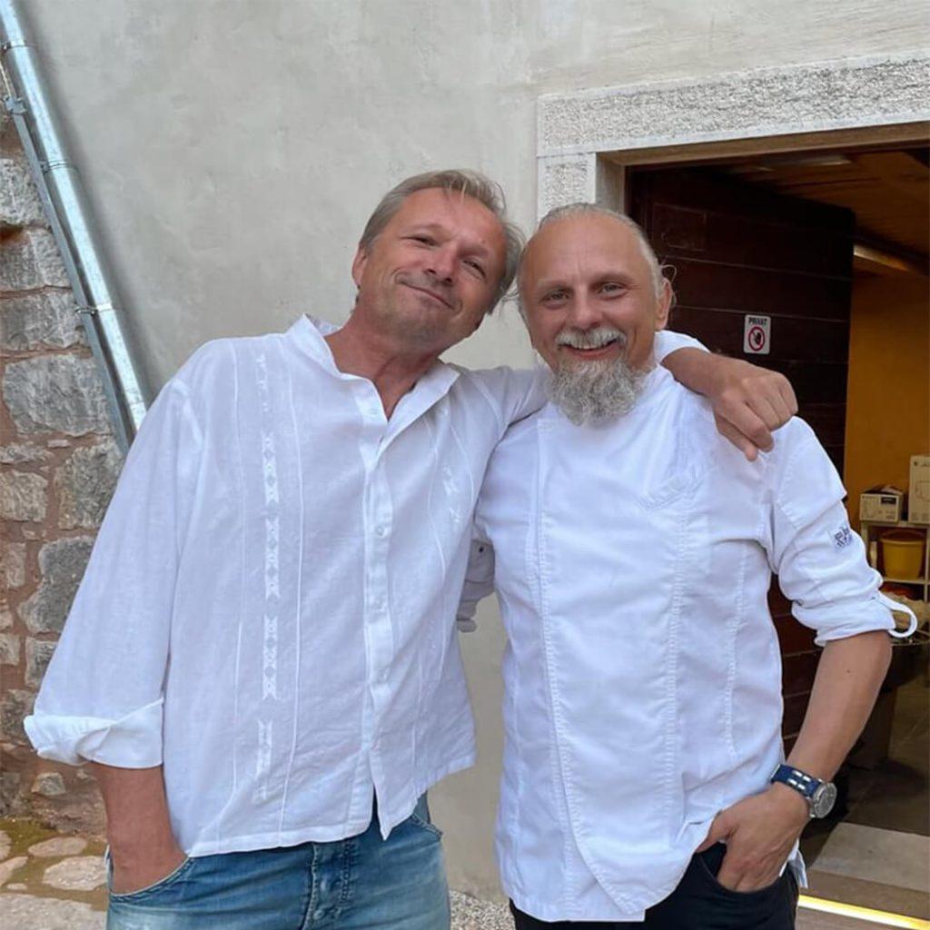 Deniz Zembo - Ivica Matošević - Hotel Amfiteatar - Restoran Amfiteatar - Kulinarsko Razvojni Centar - catering